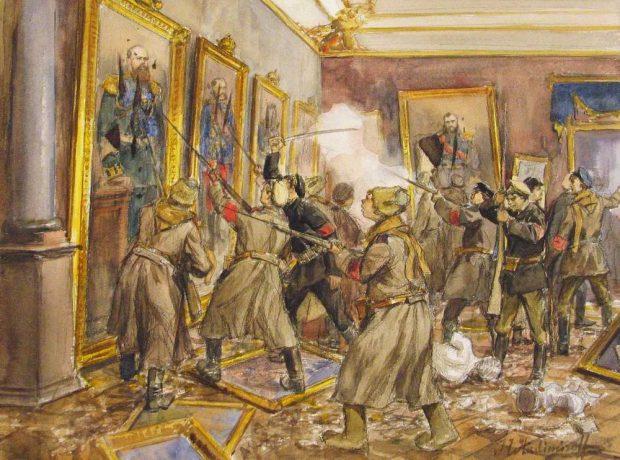history of bolsheviks in russia