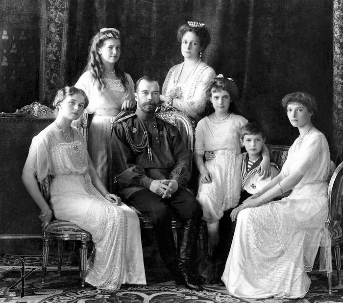 Царская семья. Возвращение
