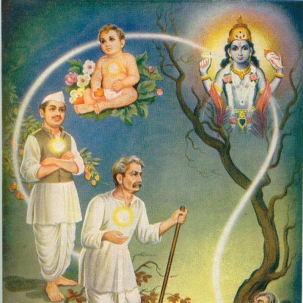 Реинкарнация в индуизме
