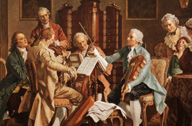 Влияние музыки на сознание народов