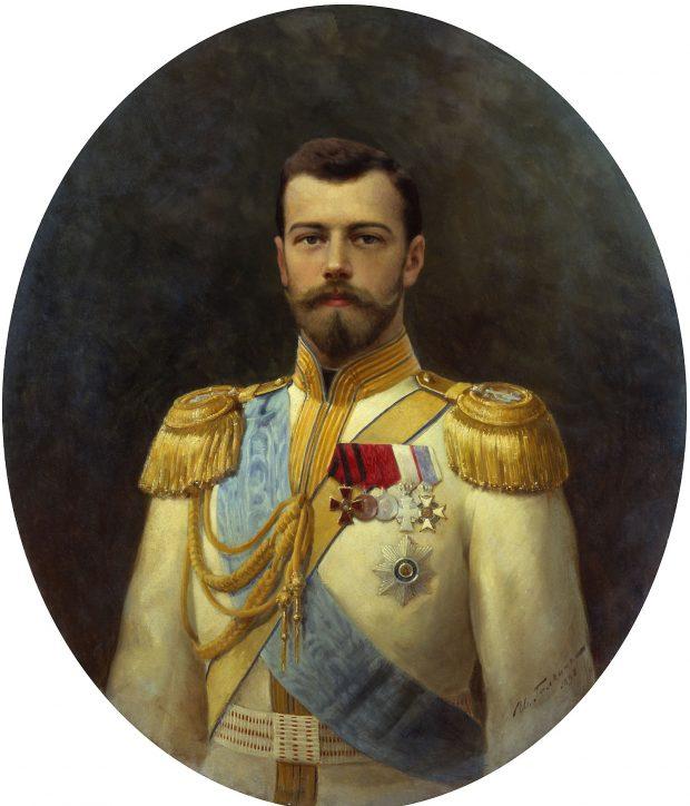 Николай II. Сорванный триумф