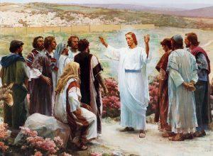 Иисус Христос. Великий Учитель, основатель христианства.