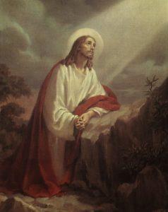 Иисус Христос. Великий Учитель. Молитва Христа
