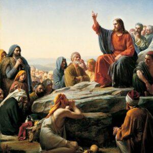 Иисус Христос. Великий Учитель. Нагорная проповедь