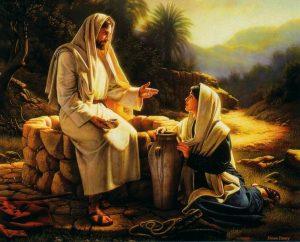 Иисус Христос. Великий Учитель. Обращение самарянки