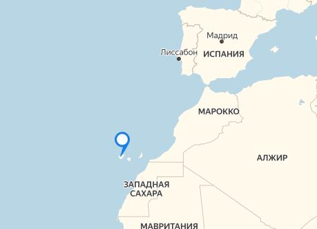 Санат Кумара - Канарские острова