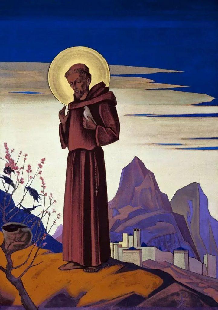 Кутхуми - Франциск Иссизский