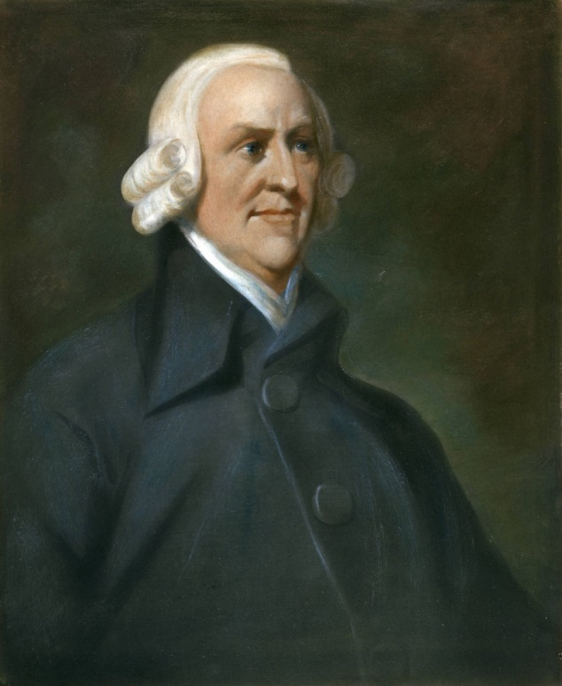 Теория игр: Адам Смит