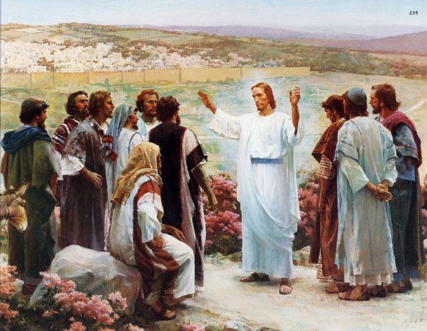 О Посвящении Распятия и чуде Воскресения